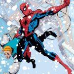 Spider-Man Blue Flash