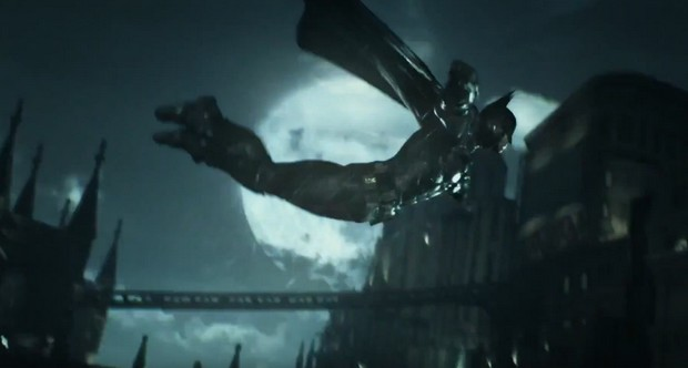 arkham knight be the batman
