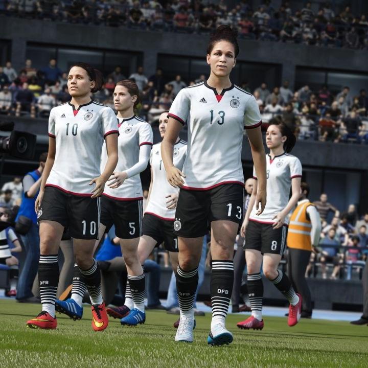 Industrial Light And Magic Harry Potter: EA Sports Müjdeyi Patlattı: FIFA 16'da KADIN FUTBOLU