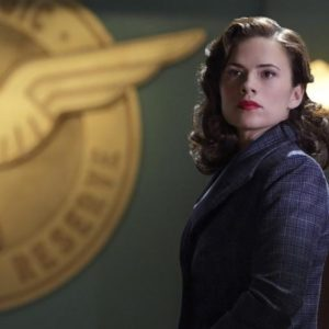"MARVEL'S AGENT CARTER - ""Bridge and Tunnel"" - Howard Stark's deadliest weapon has fallen into enemy hands, and only Agent Carter can recover it. But can she do so before her undercover mission is discovered by SSR Chief Dooley and Agent Thompson? ""Marvel's Agent Carter"" airs TUESDAY, JANUARY 6 (9:00-10:00 p.m., ET), on ABC. (ABC/Michael Desmond) HAYLEY ATWELL"
