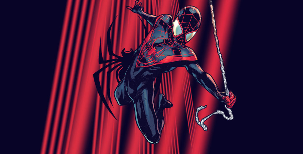 ultimate_spider_man__miles__variant____wallpaper_by_squiddytron-d61x64d