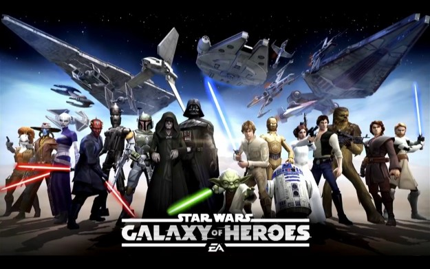 02 Star Wars Galaxy of Heroes