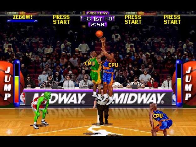 04 NBA Hangtime