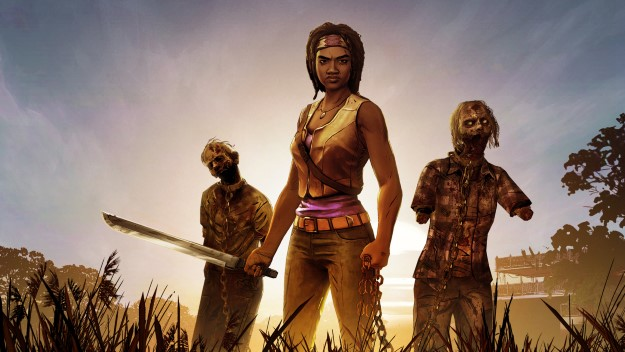 06 The Walking Dead Michonne