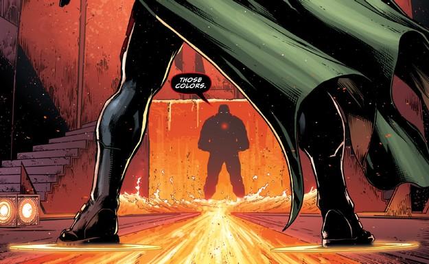 Justice League Darkseid War 2