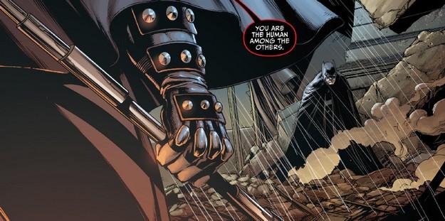 Justice League Darkseid War 3