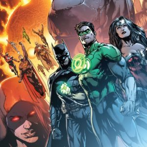 Justice League Darkseid War 4