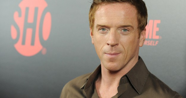 Damian Lewis attends the Showtime Emmy Eve Soiree at the Sunset Tower Hotel on Saturday, Sept. 22, 2012, in Los Angeles. (Photo by Jordan Strauss/Invision/AP)