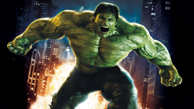 01 The Incredible Hulk