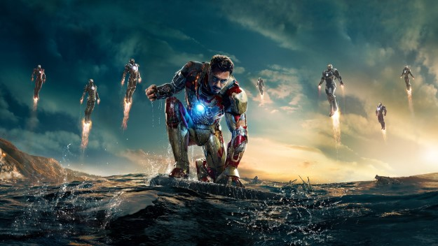 10 Iron Man 3