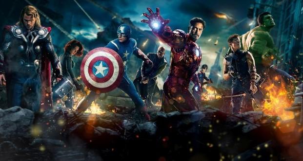 11 The Avengers
