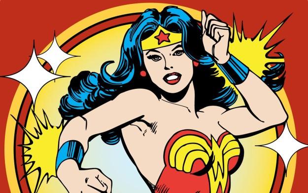 12 Wonder Woman