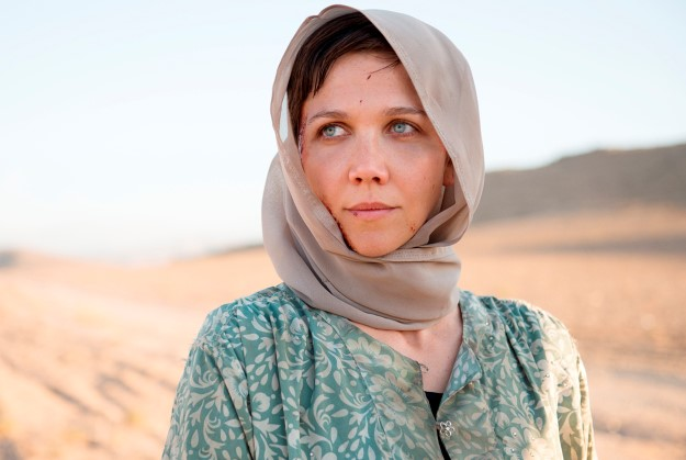 """FOR TV -- DO NOT PURGE --  season 1 gallery   Maggie Gyllenhaal - in the SundanceTV original series """"The Honorable Woman"""" - Photo Credit: Des Willie"""