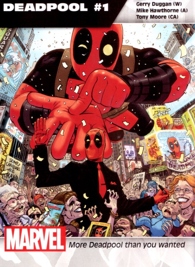 13 Deadpool - Gerry Duggan & Mike Hawthorne