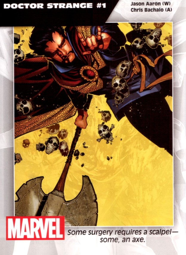 14 Doctor Strange - Jason Aaron & Chris Bachalo