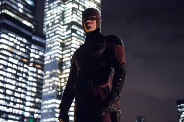 "CHARLIE COX as MATT MURDOCK in the Netflix Original Series ""Marvel's Daredevil""  Photo: Barry Wetcher © 2014 Netflix, Inc. All rights reserved."