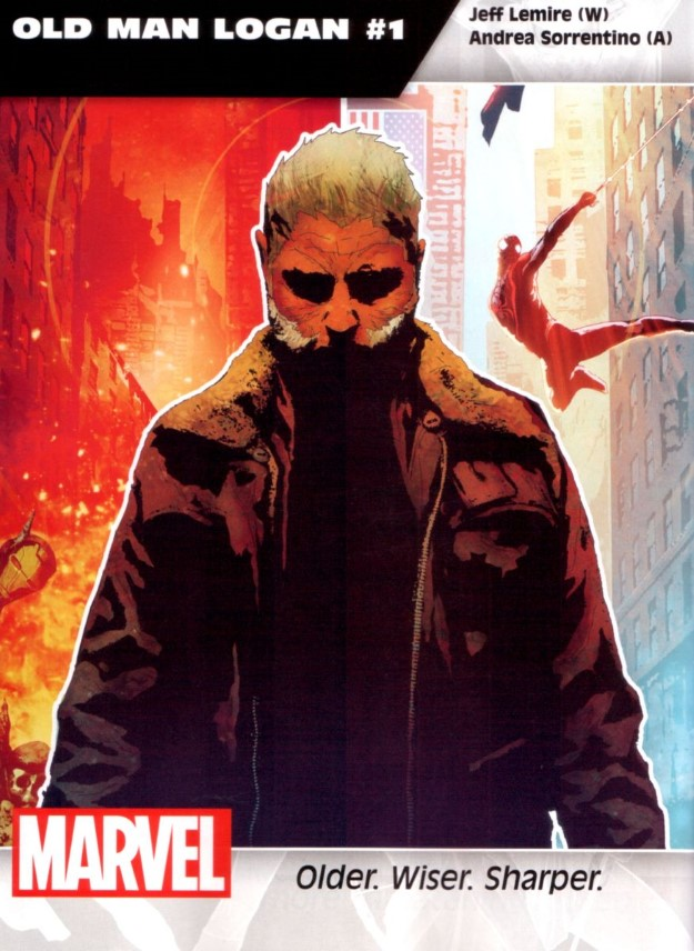 26 Old Man Logan - Jeff Lemire & Andrea Sorrentino