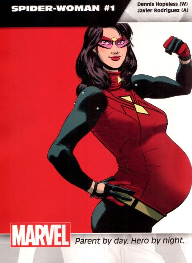 33 Spider-Woman - Dennis Hopeless & Javier Rodriguez