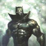 Marvel's Black Panther.