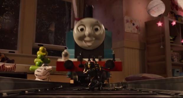 Ant-Man Thomas The Train