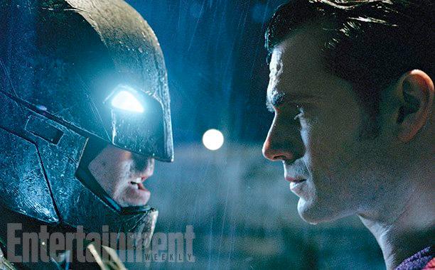 Batman v Superman Entertainment Weekly Resimleri 1
