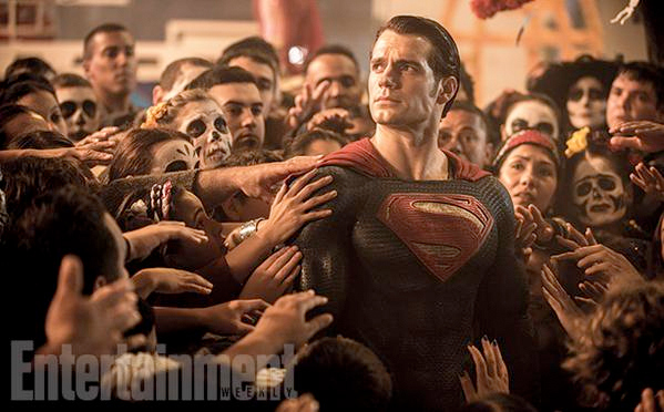 Batman v Superman Entertainment Weekly Resimleri 3