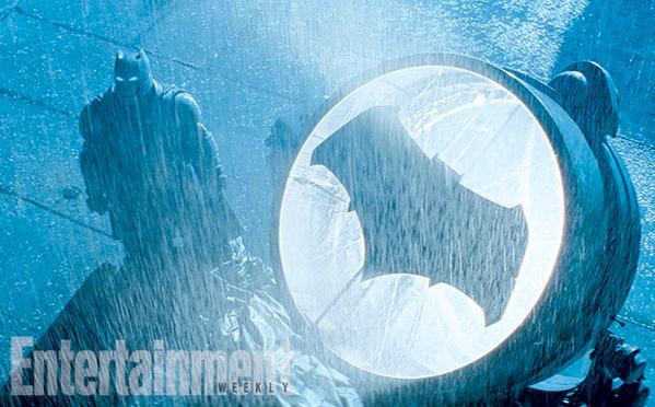 Batman v Superman Entertainment Weekly Resimleri 4