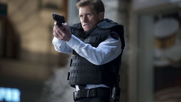 "Denis Leary in Columbia Pictures' ""The Amazing Spider-Man,"" starring Andrew Garfiled."