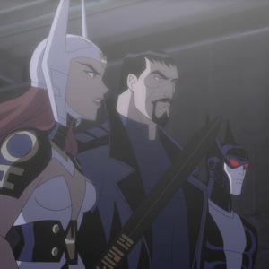 Justice League Gods and Monsters 1