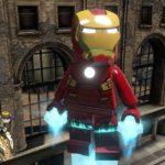 LEGO MARVEL AVENGERS MANS