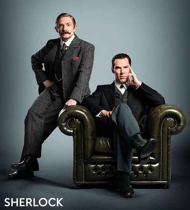 Sherlock Yeni Bölüm