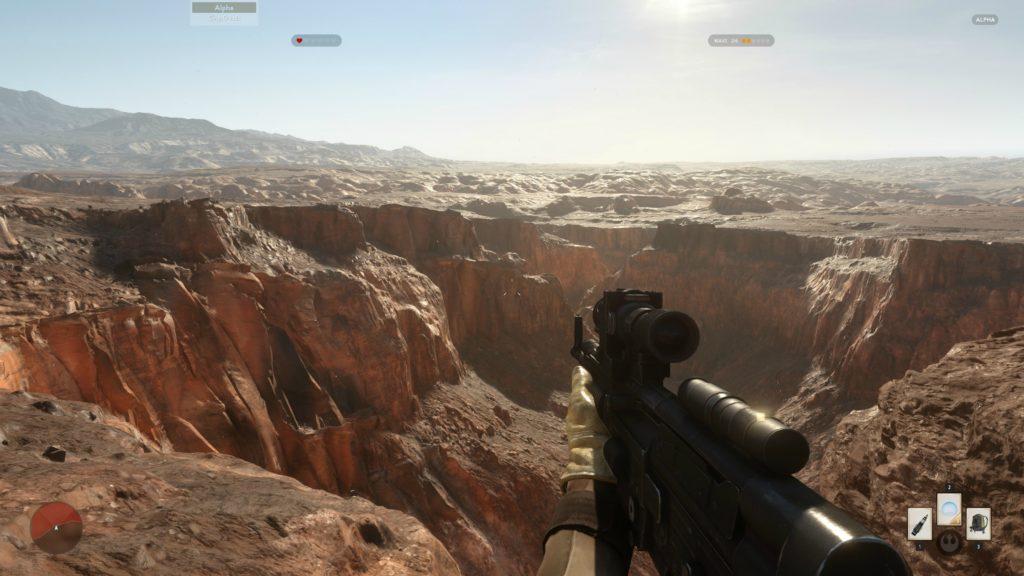 Star Wars Battlefront Alpha Tatooine 4K 1
