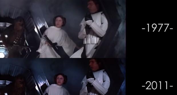 Star Wars Comparison 2