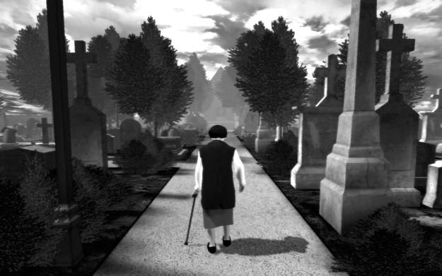01 Graveyard