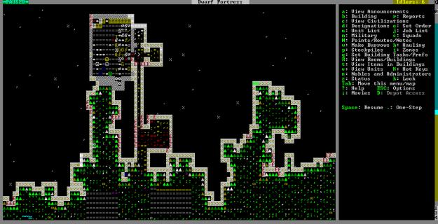 09 Dwarf Fortress