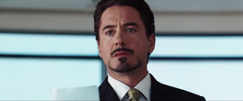 1 'Truth is... I am Iron Man'