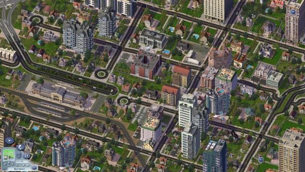 10 SimCity 4