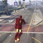 GTA V IRon Man Mod 2