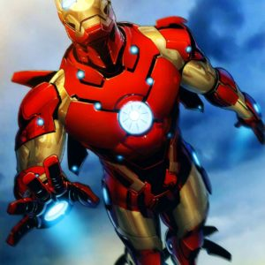 Iron Man Bleeding Edge 2