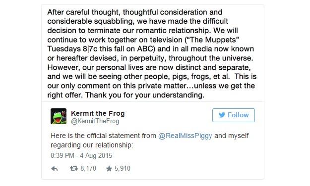 Kermit Ayrılık