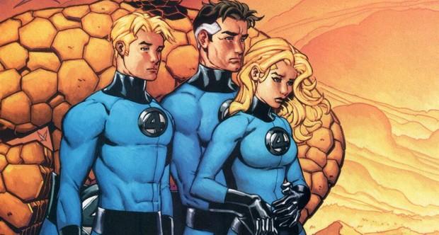 Sad Fantastic Four