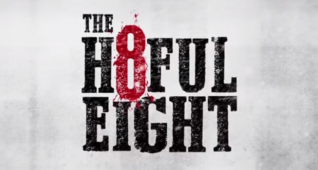 The Hateful Eight Fragman 1