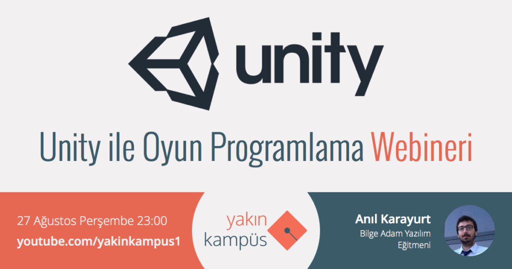 Unity ile Oyun Programlama