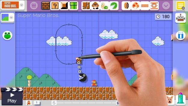 01 Super Mario Maker