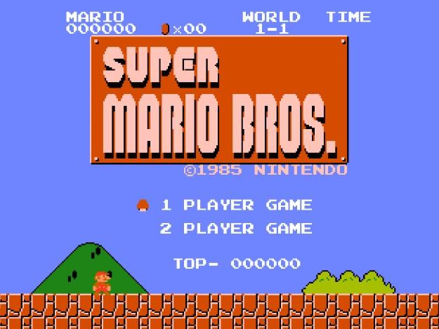 03 Super Mario Bros