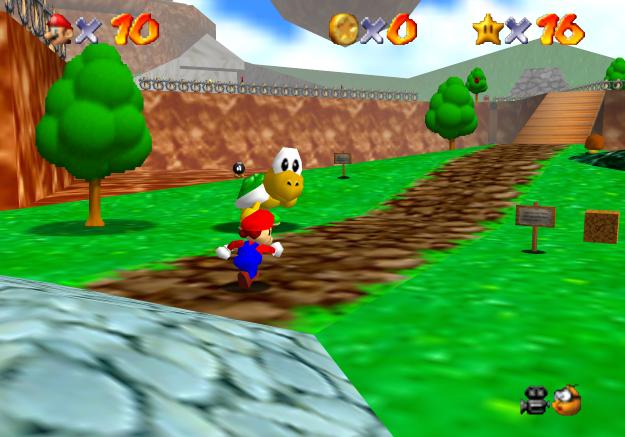 04 Super Mario 64