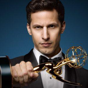 2015 Emmy Kazananlar Andy Samberg