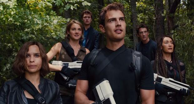 Divergent Allegiant 2