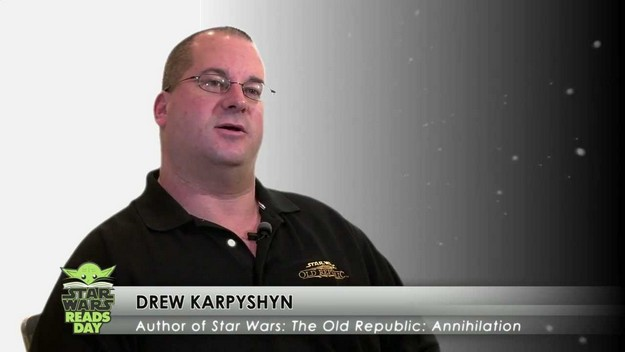 Drew Karpyshyn
