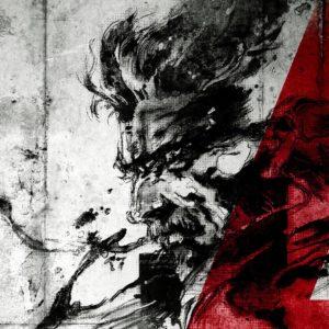 Metal Gear Art